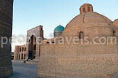 "Bukhara: ""lucky place"" and fifth largest city of Uzbekistan"