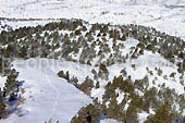 Mountain skiing tour in Uzbekistan