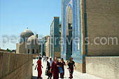 Samarkand nowadays: what about new times?