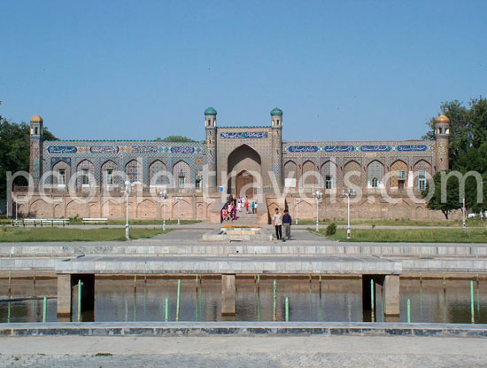 Kokand. The Mystery Of Medieval City