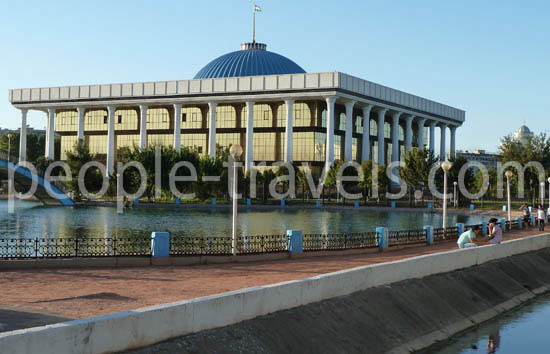 Tashkent: the beloved capital and big metropolis
